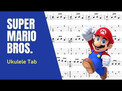 Super Mario Ukulele Tab Sungha Jung Download MP3 Gratis Bebas ...