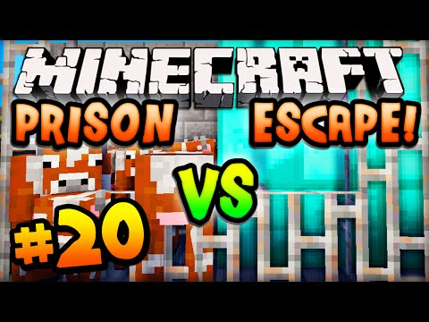 "Minecraft PRISON ESCAPE – Episode #20 w/ Ali-A! – ""DIAMONDS vs COWS!"""