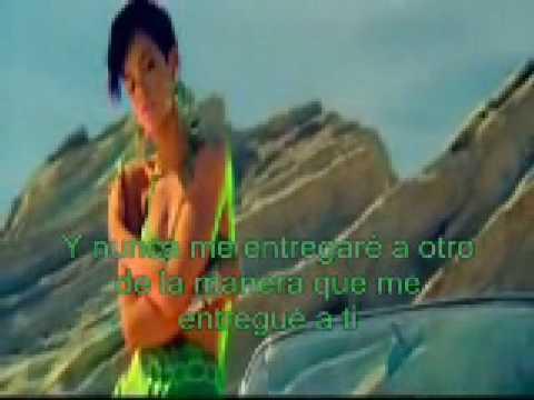 Rihanna y Justin Timberlake - Rehab