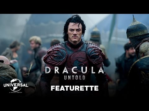 Dracula Untold (Featurette 'A Day in the Life of Luke')