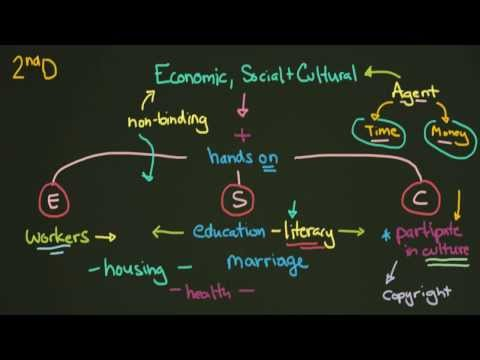 Economic, Social, and Cultural Rights