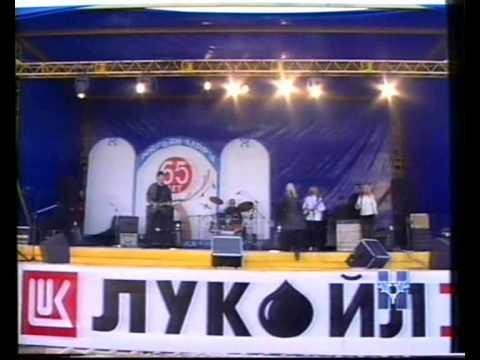 Концерт к 65-летию Нарьян-Мара, 2000 год.