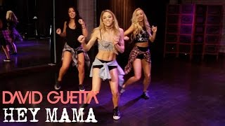 David Guetta - Hey Mama ft. Nicki Minaj & Afrojack (Dance Tutorial) - YouTube