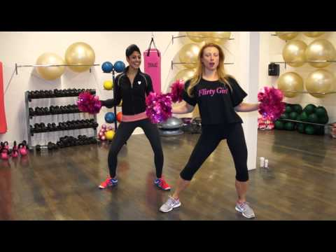ADS TV: HEALTH & WELLNESS: EP 29: Fun Workouts At Flirty Girl Fitness
