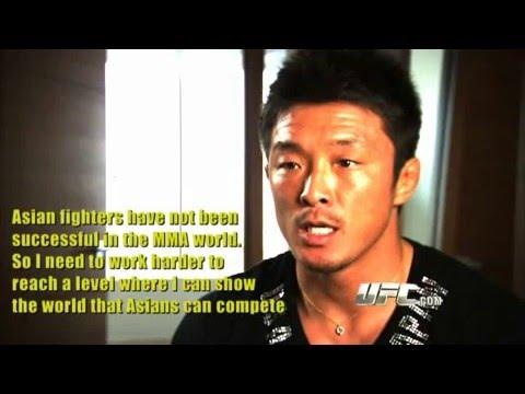 Yoshihiro Akiyama Prefight Interview