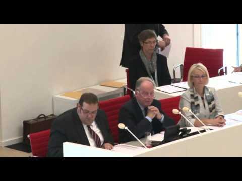 Der Landtag Brandenburg hat sich konstituiert