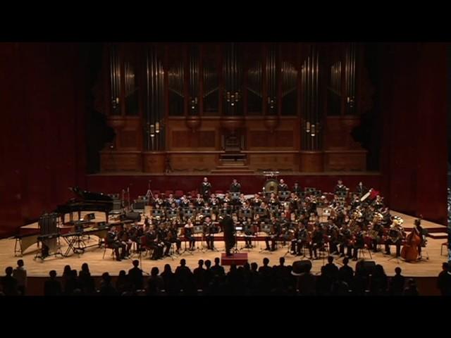 2017-01-11 國家音樂廳 中華民國國歌