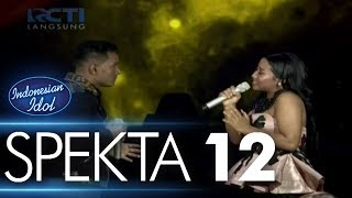 Video MARIA ft. JUDIKA - JIKALAU KAU CINTA (Judika) - Spekta Show Top 4 - Indonesian Idol 2018 MP3, 3GP, MP4, WEBM, AVI, FLV Mei 2018