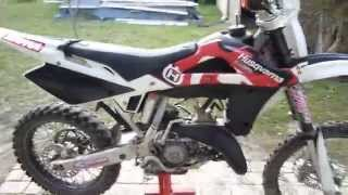 9. Husqvarna 125 CR (Replica WR) 2008