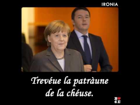 TREVÉUE LA PATRÀUNE DE LA CHÉUSE