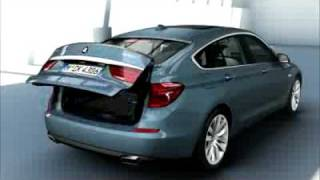 Official: New BMW 5 Series GT - Gran Turismo