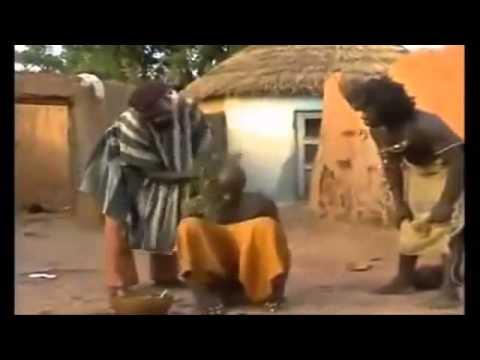 Chữa đau đầu kiểu người Châu Phi