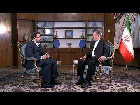Ο Εσάκ Τζαχανγκιρί στο euronews