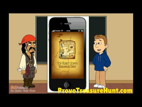 Video of Provo Orem Treasure Hunt Free