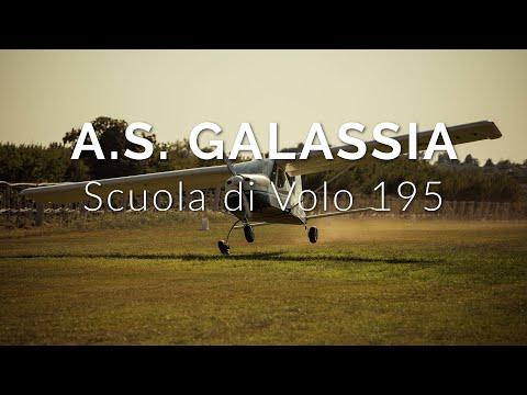 [DRONE] A.S. GALASSIA - Scuola di Volo 195