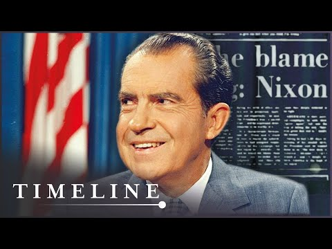 Nixon In The Den (American Political Documentary) | Timeline