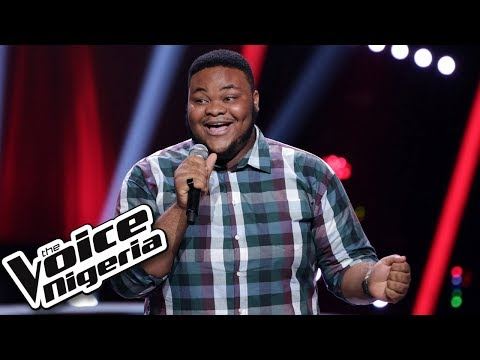 Emmanuel Precious Sings 'Survivor' / Blind Auditions / The Voice Nigeria Season 2