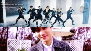 Video EXO - Heaven/Call Me Baby (MashUp) MP3, 3GP, MP4, WEBM, AVI, FLV Februari 2018