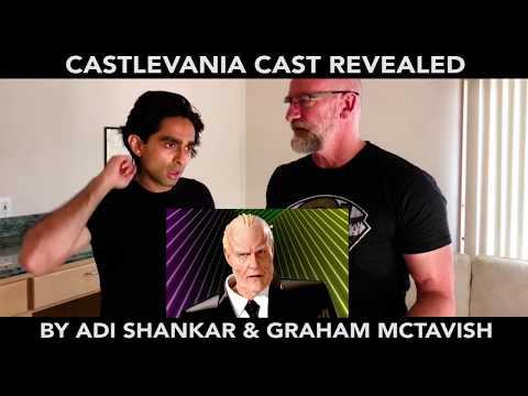 Netflix Castlevania Series Reveals Voice Cast Gameup24