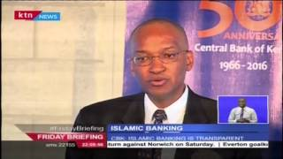 CBK Governor Patrick Njoroge Asks Banks Not To Blame Islamic Banking For Their Woes