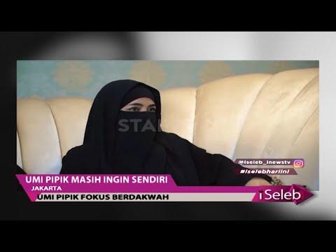 Umi Pipik Bantah Menikah dengan Sunu  - iSeleb 11/09
