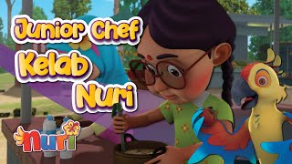 Video Nuri : Junior Chef kelab Nuri MP3, 3GP, MP4, WEBM, AVI, FLV September 2018