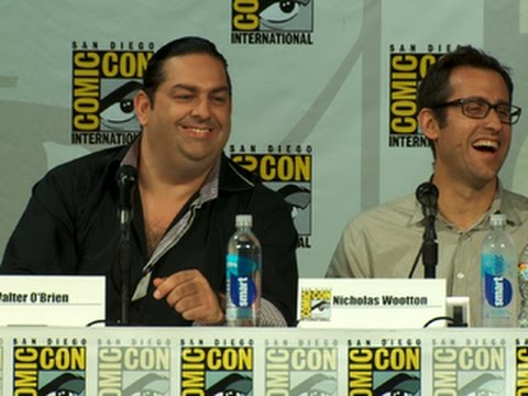 Scorpion - Full Comic-Con 2014 Panel