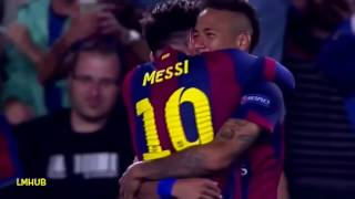"""Thank you for watching! Drop a like and Subscribe!""""The game deserved a goal and I guess it deserved that goal scorer""""This is the game where Messi individually broke the chain and handed Barcelona the CL Final with 2 magnificent goals and an assist. Leaving Boateng (One of the best CB right now in football) on the floor was gona take something special and he gave it to us. Instagram: @lionelmessihubTwitter: @LM_Hub"""