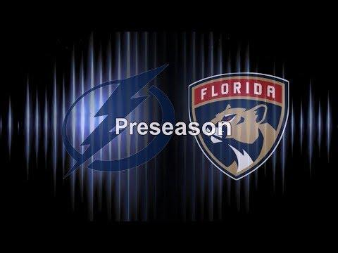 Тампа-Бэй – Флорида (25.09.17)  Предсезонный турнир Обзор матча....