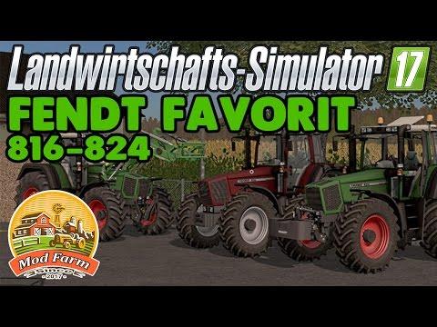 Fendt Favorit 816-824 v3.0 Final