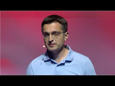 Affordable internet for everyone | Isfandiyar Shaheen | TEDxDanubia