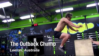 Leeton Australia  city photo : The Outback Champ: Kettlebell Athlete in Leeton, Australia