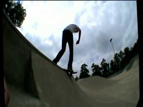 White Plains Skatepark Sesh New Opteka Baby Death Fisheye
