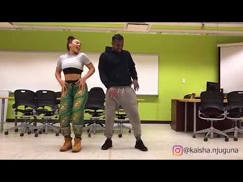 WSTRN - BEN' OVA DANCE VIDEO |  KAISHA & NJUGUNA
