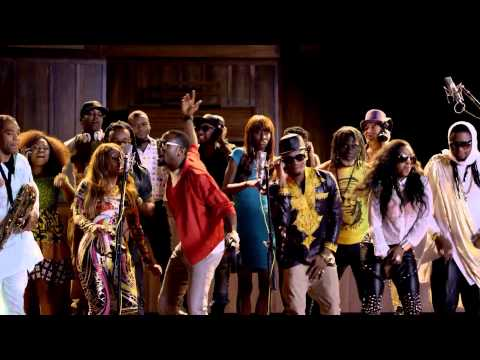 D'BANJ, FEMI KUTI, FALLY IPUPA, OMAWUMI, AFRICA ALL STARS -- COCOA NA CHOCOLATE (TEASER VIDEO)