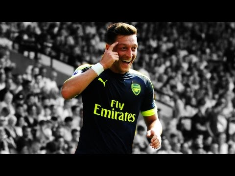 Mesut Özil - Skills & Goals 2016/17 HD