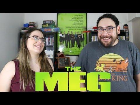 The Meg - NON Spoiler Review