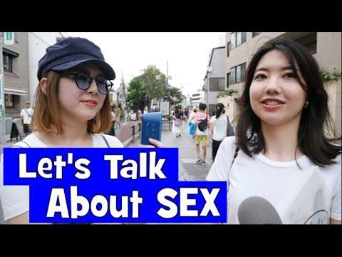 Do Japanese Women Talk About Sex? (Interview) (видео)