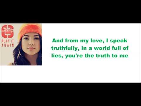 Becky G - Built For This (lyrics)