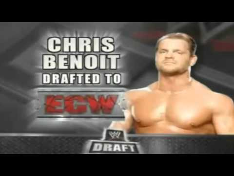 Chris Benoit Going To ECW.