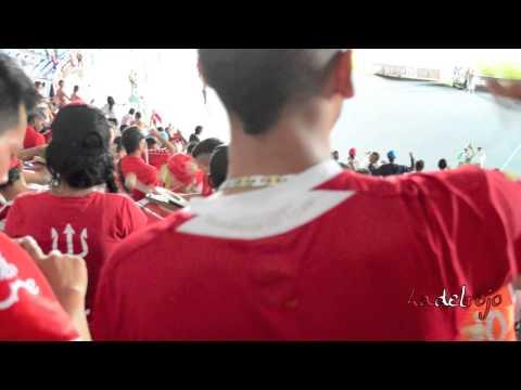 Alentando en las malas - Barón Rojo Sur - América 3 Depor 0 - Baron Rojo Sur - América de Cáli