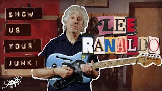 Video Show Us Your Junk! Ep. 18 - Lee Ranaldo (Sonic Youth) | EarthQuaker Devices MP3, 3GP, MP4, WEBM, AVI, FLV November 2018