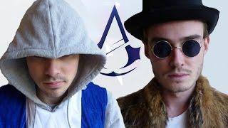 Video NORMAN/SQUEEZIE - ASSASSIN DES TEMPLIERS  (Version Sous-Marque) MP3, 3GP, MP4, WEBM, AVI, FLV Agustus 2017
