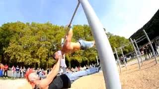 Besancon France  city photos : STREET WARRIORS & BARTIATE : Best Street Workout Besançon FRANCE
