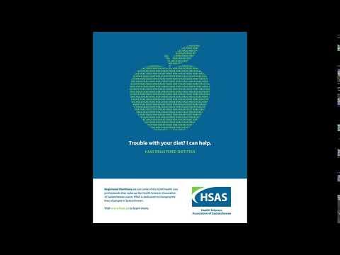 HSAS Registered Dietitian