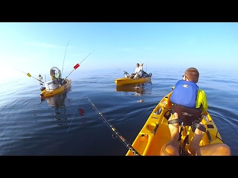 Offshore Kayak Fishing Destin Florida – Hobie – GoPro