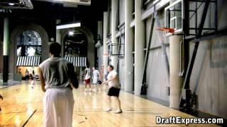 DraftExpress - Greg Smith Pre-Draft Workout & Interview