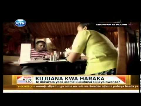 KTN leo 19.05.2013:Kujuana kwa haraka