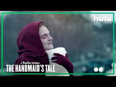 "The Handmaid's Tale: The Big Moment: Episode 9 – ""The Bridge"" •  A Hulu Original"