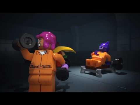 Конструктор Лечебница Аркхэм - LEGO BATMAN - фото № 19